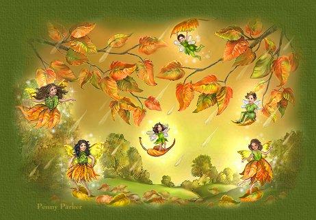 Mais Um Outono Em Minha Vida